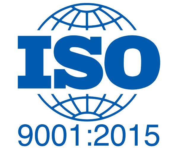 ISO 9001 2015 сертификат