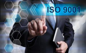 исо 9001 сертификат