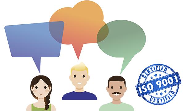 внедряване на стандарт ISO 9001